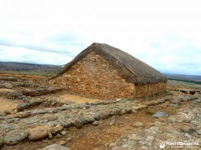 Yacimiento Numancia y Villa Almazán;cascada de sorrosal amigos madrid actividades lapis specularis